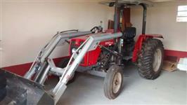 Trator Massey Ferguson 250 XE 4x2 ano 13