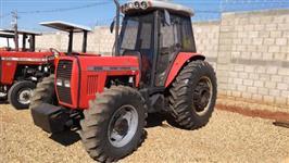 Trator Massey Ferguson 292 Turbo 4x4 ano 04