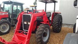 Trator Massey Ferguson 283 4x4 ano 98