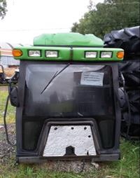 CABINE PARA TRATOR AGRALE BX