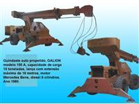 Guindastes Galion 150A 1980 15Ton