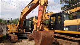 Escavadeira Caterpillar 320C Ano 2012
