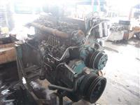 MOTOR SCANIA 1118