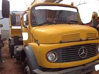 Caminhão Mercedes Benz (MB) 2214 ano 79