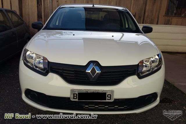 RENAULT SANDERO AUTHENTIC 1.0  #2144