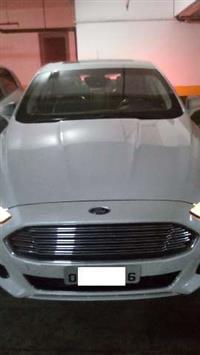 Ford Fusion Titanium AWD, GTDI 2013  #3164
