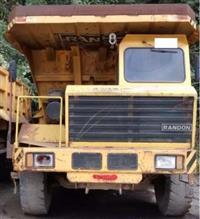Outros Caminhão Randon RK 430 ano 01