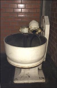 Masseira Industrial para Panificação - Lote 6  #3166