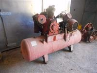 Compressor, Cabeçote, Sucata de Compressor  #3251