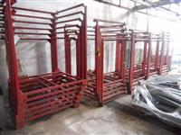 Estrutura Porta Pallets - Lote 93  #3263