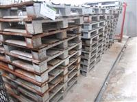 Pallet Metálico - Lote 95  #3265