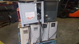 Carregador de Bateria JLW Sucateado – Lote 8  #3042