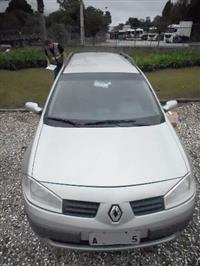 Renault Megane SW 2008/2009 - Lote 1  #3351