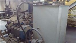 Sistema de Bombas Hidráulicas + Motores + Painel  #3368