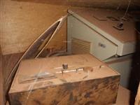 Máquina de Solda em Banda de Aço - Lote 33  #3375