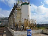 Tanque Resina Acrilica 25.000 litros - Completo  #3382