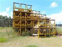 Racks Porta Bobina / Para 3 bobina DN 800 mm  #3388