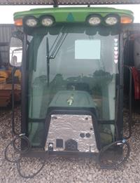 Cabines Completas com Ar Condicionado - Lote 5  #3592