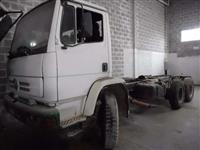 Caminhão Mercedes Benz (MB) 2423 ano 02