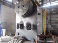 Caldeira de geração de vapor Lote 411  #3405