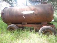 Carreta Tanque - Lote 201  #3417