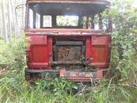 Sucata Cavalo Mecânico Fiat - Lote 203  #3419
