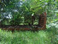 Carreta Metálica - Lote 204  #3420