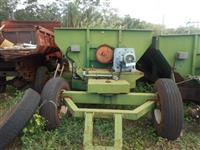 Carro para Secagem de Rúmen e Motor Redutor  #3422
