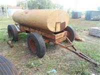 Carreta Tanque para Transporte de Corrosivo  #3427