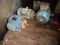 Motores Elétricos - Lote 235  #3451