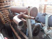 Motor Bomba de Irrigação - Lote 347  #3513