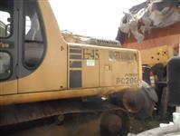 Escavadeira Komatsu PC200-6B Ano 2007 - #3145
