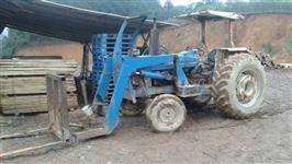 Trator Ford/New Holland 6610 4x2 ano 86