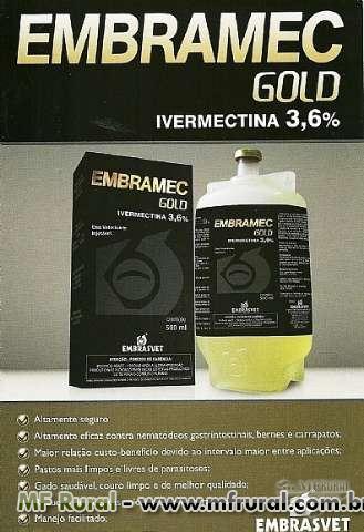 EMBRAMEC GOLD 3,6% 6 FRS 500ML (FRETE GRÁTIS PARA TODO O BRASIL)