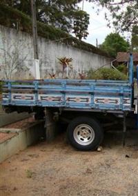 Carroceria de madeira Chevrolet