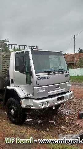 Caminhão Ford C 2622e 6x4 ano 03