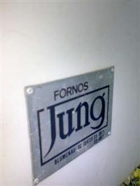 Forno Tratamento Termico Jung