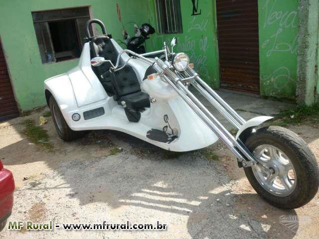 Triciclo Vendo Projeto Mecânica Ap