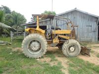 Trator CBT 2600 4x4 ano 89