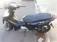 Vendo Biz 2012 Ex - Flex c/ 17 mil/km  R$ 4500 Az Esc