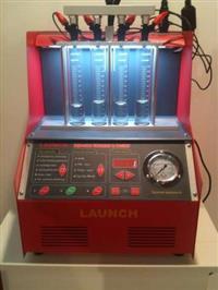 Máquina de Teste e Limpeza de Bicos Injetores Launch Cnc402a