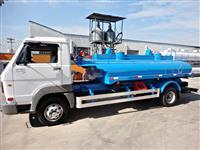 Tanques Combustivel com Conjunto Abastecedor