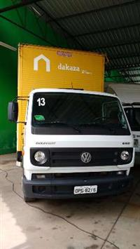 Caminh�o Volkswagen (VW) 8150 ano 13