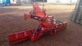 Plaina Traseira Agricola Reversivel Mecânica e Hidraulica Zero