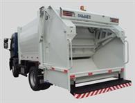 Coletores de Lixo Zero Direto de Fabrica de 4 a 19m3