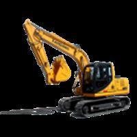 Escavadeira Liugong 915D  15T Zero