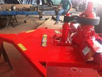 Roçadeira de Arrasto Modelo JP2 Tratores Agricolas Minimo 60cv