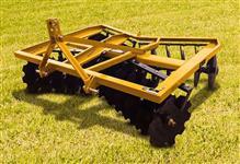 Grade Niveladora Hidraulica para Tratores Agricolas