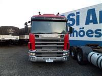 Caminhão Scania R 420 ano 07