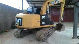 Escavadeira CAT312 DL ano 2011